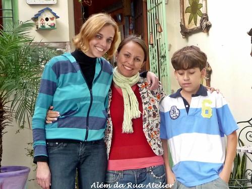 Visita da Fernanda Dutra