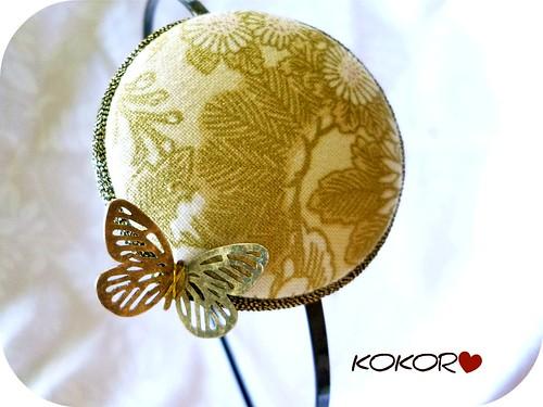 Diadema Kinkakuji by KOKORO COMPLEMENTOS