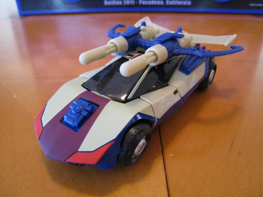 Breakdown - Sports Car mode