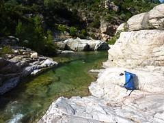 Le ruisseau de Sainte-Lucie ludique