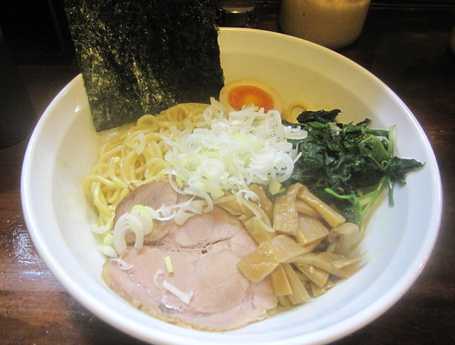 油そば@麺ダイニング吉(桜台)