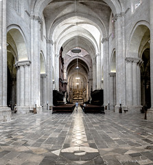 Interior Catedral Tarragona