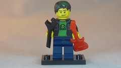 Brick Yourself Custom Lego Figure Gamer Mechanic