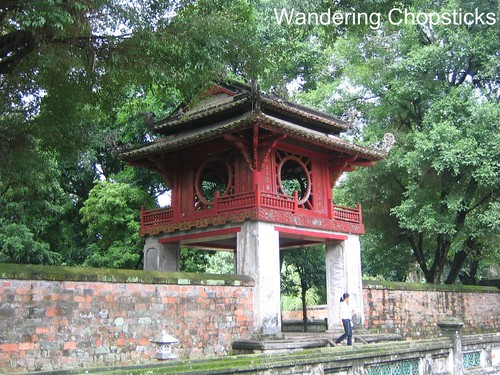 Van Mieu (Temple of Literature) - Hanoi - Vietnam 4