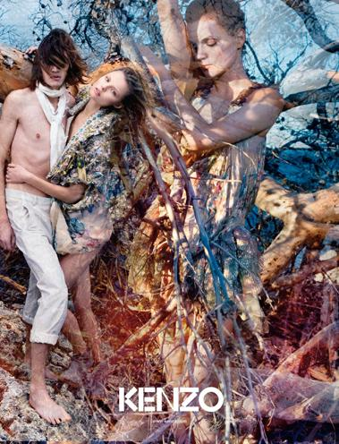 Marcel Castenmiller015_KENZO SS09 Ad Campaign