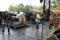 Ragbirds at Rothbury 2009 by Backstage Gallery