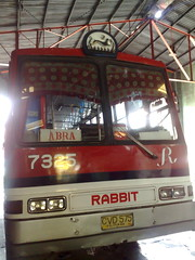 Face Shot: PRBL 7325 (Api =)) Tags: bus rabbit lines philippine 7325 prbl