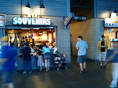 Safeco Field Concessions Stand
