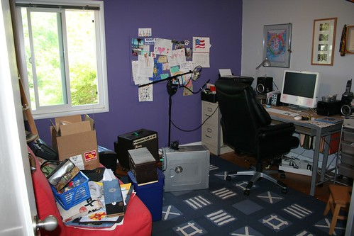 Before - office