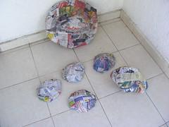 פרוייקט עיסת נייר - כבשה (שי מלאכת יד) Tags: אומנות יצירה סדנאות סדנה עבודתיד מלאכתיד שיאהרון מלאכה
