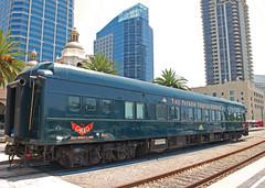 Patrón Tequila Express (So Cal Metro) Tags: railroad train private sandiego tequila liquor railcar traincar patron