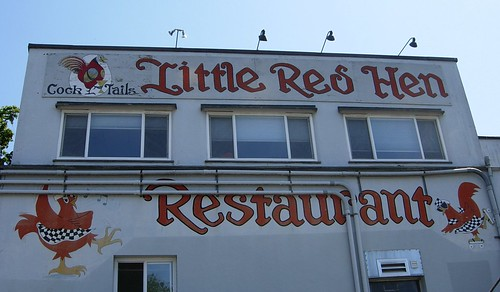 Little Red Hen - Greenlake