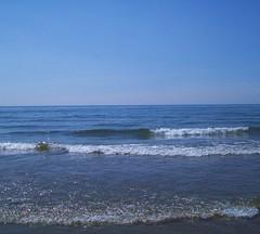 Atlantic Ocean from Scotland