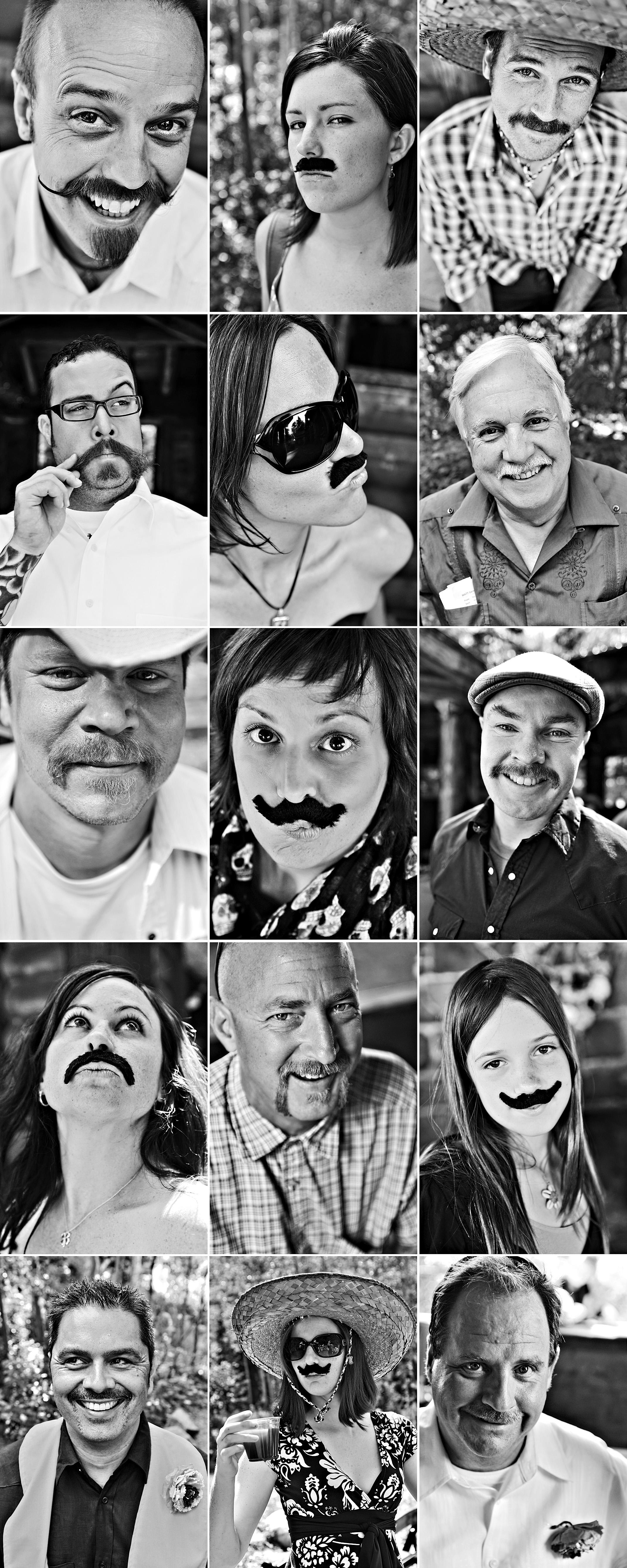 Moustache Montage