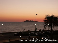 Sunset at the Malecon (Rocky Point Go) Tags: beach sunsets puertopenasco rockypoint
