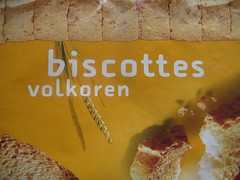 Packet of Biscottes