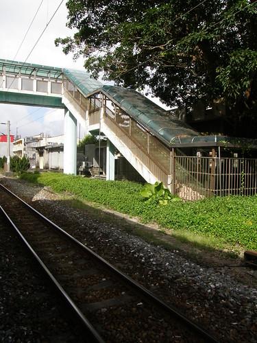 你拍攝的 【SP550】外澳車站。