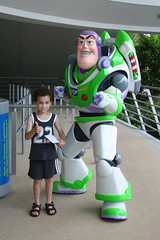 Aidan and Buzz