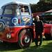 William Hayes ERF tractor unit