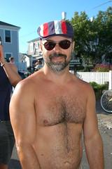 DSC_0009 (bucksboy) Tags: bear gay hairy beard goatee cub provincetown massachusetts ptown 2009 unshaven scruff hairychest boatslip bearweek gaybear ptownbearweek bearweek2009 ptownbear theboatslip