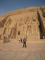 Ramseses y Yo (versae) Tags: egypt egipto مصر abusimbel أبوسمبل أبوسنبل
