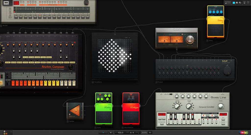 Hobnox Mixer