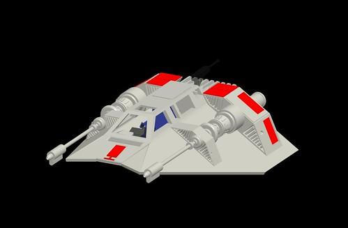 Star Wars Speeder