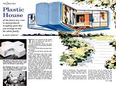 1957 ... Plastic-House--1