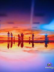 Greeting to the sun - Zadar - Croatia (Grace Olsson Fotograf(Im abroad)) Tags: light sun monument europe croatia zadar hrvatska abigfave anawesomeshot colorphotoaward flickrdiamond