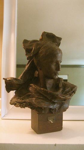 Study for La Pensee by Gustav Michel