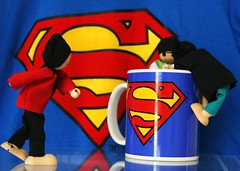 [Explored] (Dv  ) Tags: blue red man me cup yellow cool little awesome tshirt super save fabulous diva humans