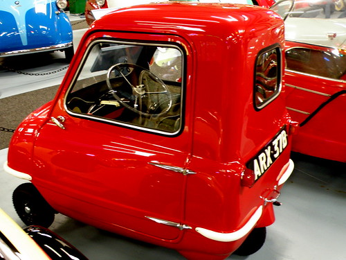 1964 Peel P50 Side View