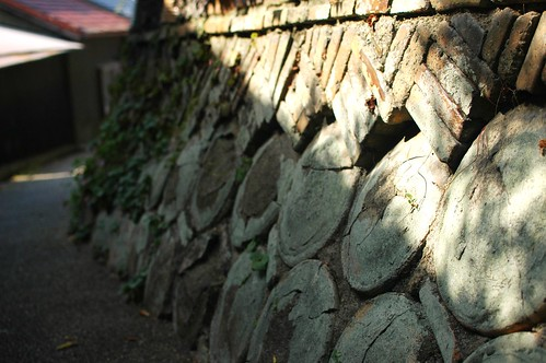 窯垣の小径