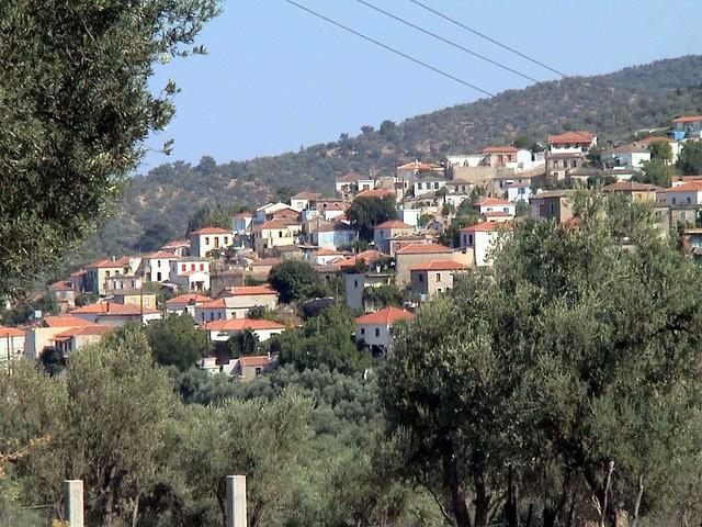 Βόρειο Αιγαίο - Λέσβος - Δήμος Λουτροπόλεως Θερμής Το Χωριό Μυστεγνά, Μυτιλήνη