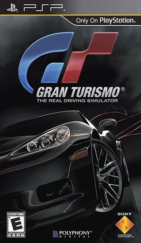 Gran Turismo PSP box