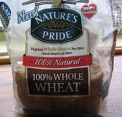 Nature's Pride 100% Whole Wheat