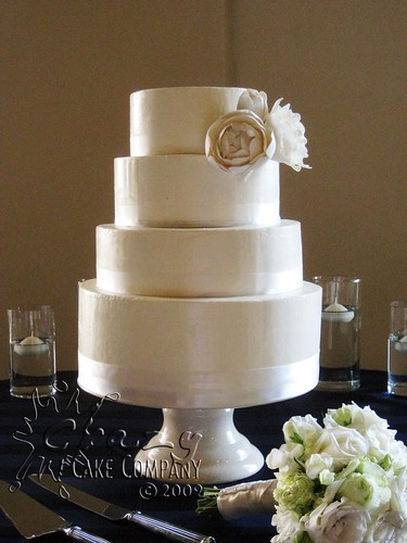 Buttercream Wedding Cake Ideas