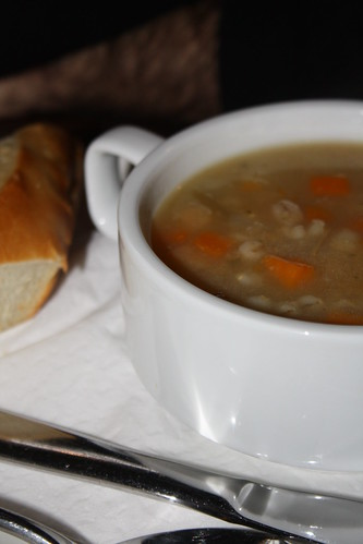 Food in Scotland - Fiddler's Scotch Broth