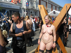On the Cross 2024a by More_or_Less - Singletailing by Daddy Darin, Folsom 2009