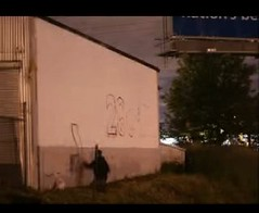 Jeloe (video from still pictures) (jeloe) Tags: graffiti freeway jeloe imovie oddio