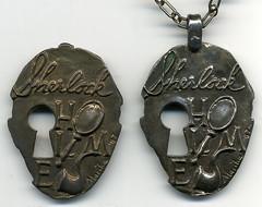 Somogyi Sherlock Holmes Medal rev