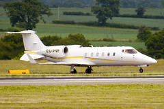 ES-PVP - 60-302 - Private - Learjet 60 - Luton - 090520 - Steven Gray - IMG_2862