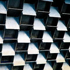 m-7763 Urban Geometry (tengtan (catching up)) Tags: urban detail closeup exposure pattern shadows geometry shapes charm wear textures repetition stark chiaroscuro array teng weathering lightandshade grittiness tengtan