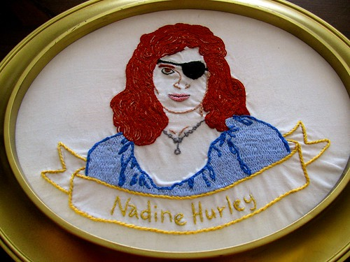nadine embroidery