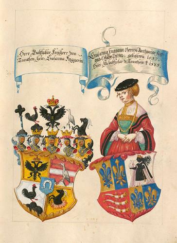 008-Das Ehrenbuch der Fugger 1545-1548-©Bayerische Staatsbibliothek