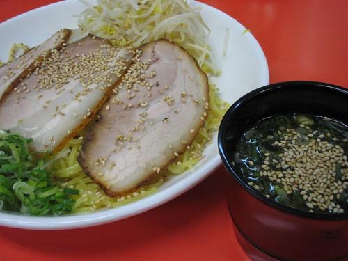 新登場つけ麺は・・・『いごっそ(店長店)』@大和高田市