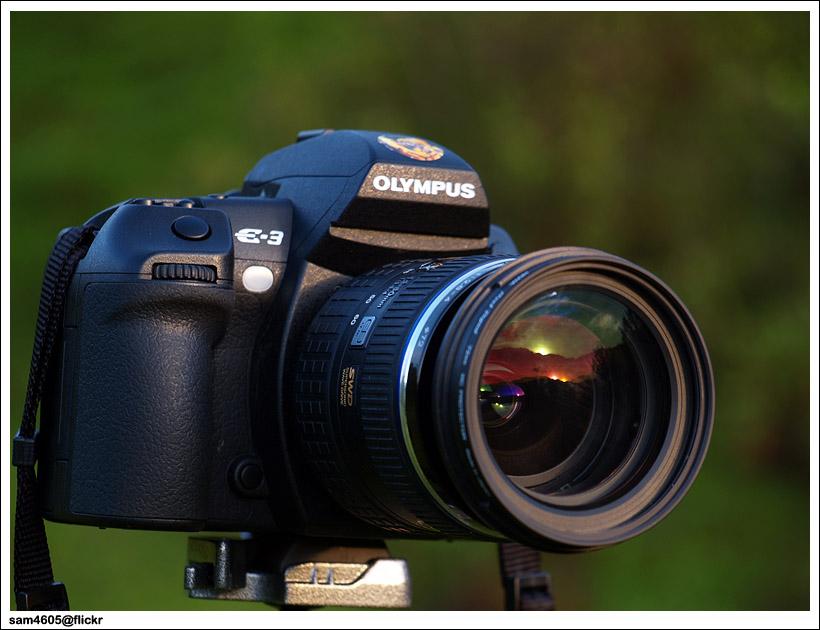 Olympus E3 + ZD ED 12-60mm SWD