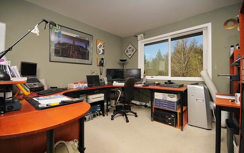 Home Office Desk - Fall 2009 - 01