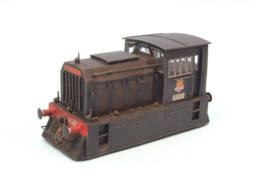 Silver Fox Shunter