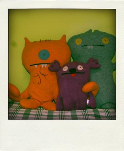 Otto, Baboo & Mr.Kasoogi....